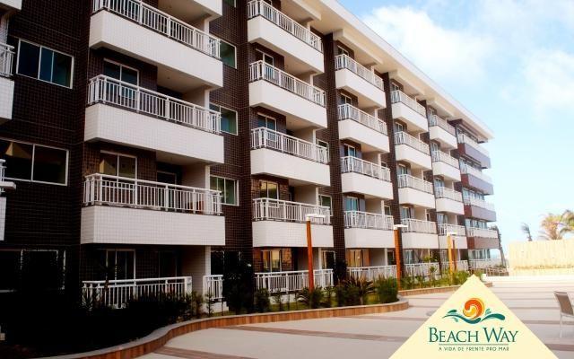 Apartamento à venda com 2 dormitórios em Porto das dunas, Aquiraz cod:DMV111