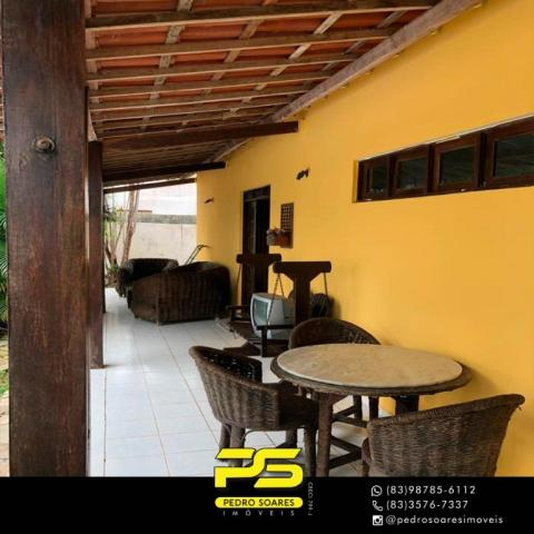 Casa com 6 dormitórios à venda, 420 m² por R$ 600.000,00 - Água Fria - João Pessoa/PB - Foto 13