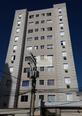Apartamento com 2 dormitórios à venda, 47 m² por R$ 181.000 - Nova Aliança - Ribeirão Pret