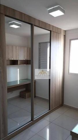 Apartamento com 2 dormitórios à venda, 47 m² por R$ 181.000 - Nova Aliança - Ribeirão Pret - Foto 9