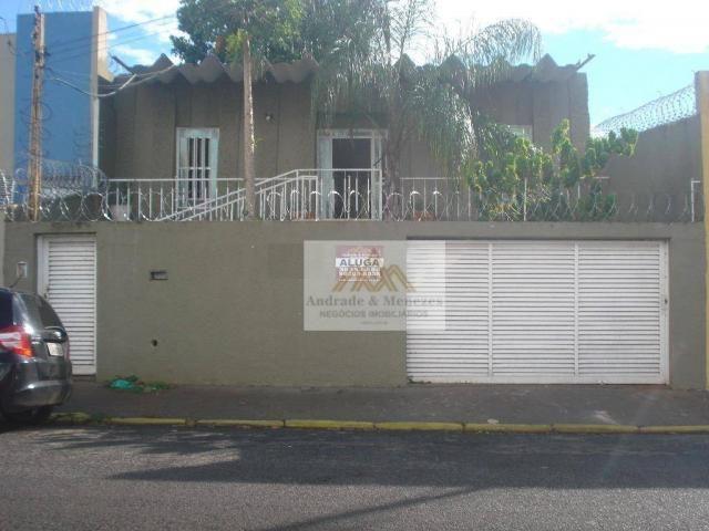 Casa residencial para locação, Campos Elíseos, Ribeirão Preto. - Foto 2
