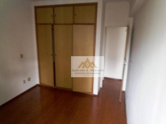 Apartamento com 1 dormitório para alugar, 69 m² por R$ 750,00/mês - Centro - Ribeirão Pret - Foto 16
