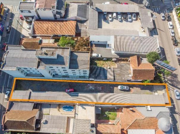 Terreno à venda em Centro, Ponta grossa cod:V1808 - Foto 2