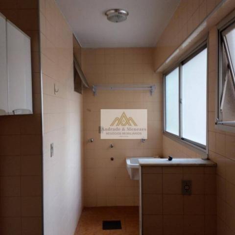 Apartamento com 1 dormitório para alugar, 69 m² por R$ 750,00/mês - Centro - Ribeirão Pret - Foto 10