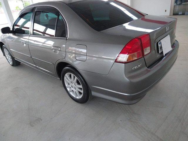 Honda civic LX 1.7 115 CV 2006 Automático - Foto 7