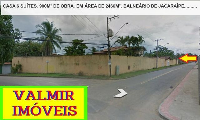 Mansão, aluguel ou venda, imóvel ideal para clinica, Jacaraípe, Serra, ES