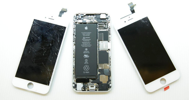 Troca de Tela e bateria IPhone 6,6s,7,7plus,8,8plus, X e XR! - Foto 2