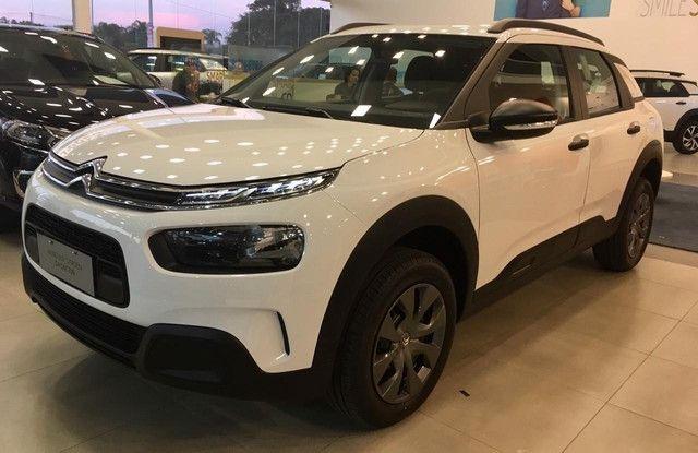 Citroën C4 Cactus LIVE 1.6 Automático 2021 - Excelente Oportunidade ! - Foto 2