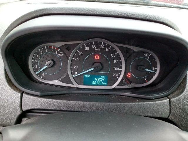 Ford ka + 1.0 2019 baixo km e com multimidea doc+transferencia gratis - Foto 4