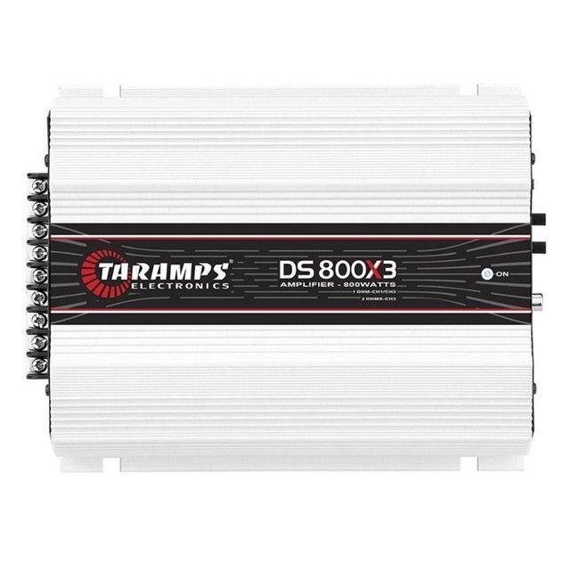 Modulo Taramps DS-800X3 800RMS 3 Canais