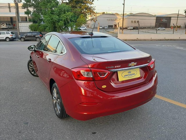 Chevrolet Cruze LTZ  - Foto 3