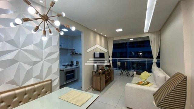 AB275 - Apartamento com 02 quartos/piso porcelanato/ projetados - Foto 2