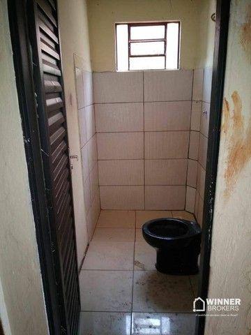 Casa com 2 dormitórios à venda, 87 m² por R$ 100.000,00 - Jardim Triângulo - Sarandi/PR - Foto 8