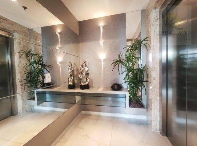 Apartamento com 3 dormitórios à venda, 127 m² por R$ 1.273.818 - Aldeota - Fortaleza/CE - Foto 3