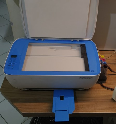 Impressora HP DeskJet 3636 - Foto 3