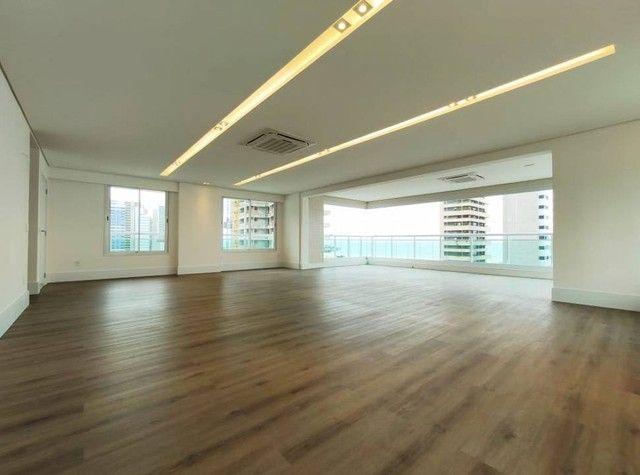 Apartamento de luxo a poucos passos da Av. Beira Mar. - Foto 5