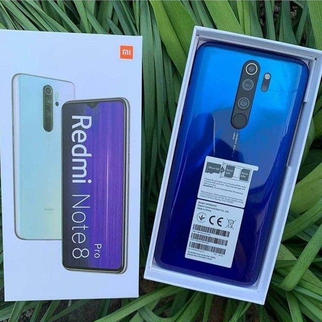 Xiaomi Redmi Note 8 PRO 6GB / 128GB Novo, Lacrado, Entrega grátis- Loja Elven Store - Foto 4