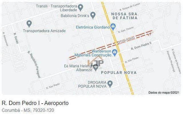 Terreno à venda, 21.402 m² por R$ 558.000 - Aeroporto - Corumbá/MS - Foto 3