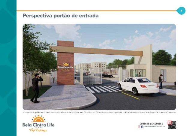 Condominio bela cintra life residence - Foto 5
