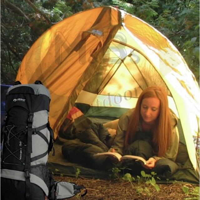 Mochilão Trekking, Alpinismo, Montanhismo e p Acampamentos e Trilhas - Foto 6