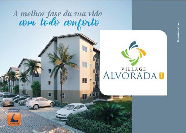 village alvorada residence, com 2 quartos