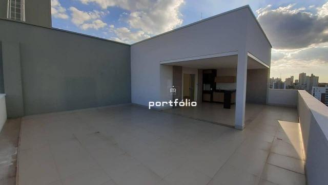 Cobertura com 3 dormitórios à venda, 225 m² por R$ 780.000 - Saraiva - Uberlândia/MG