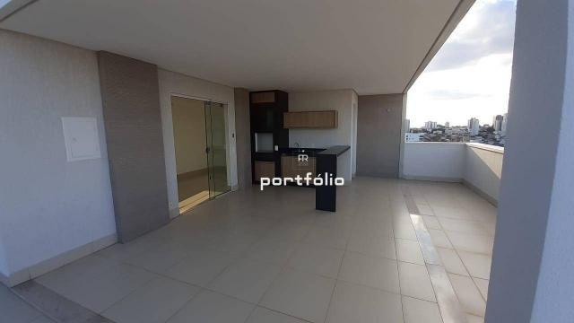 Cobertura com 3 dormitórios à venda, 225 m² por R$ 780.000 - Saraiva - Uberlândia/MG - Foto 16