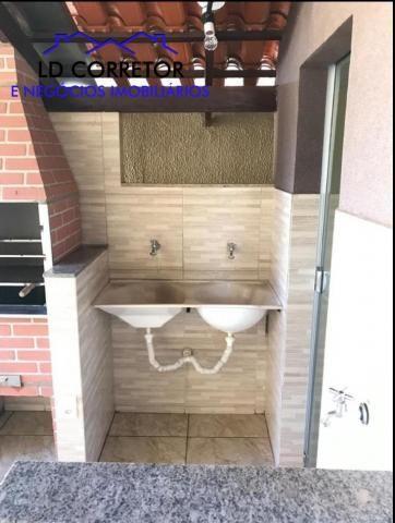 Casa de 2 Quartos em condomínio fechado completo em armários e espaço gourmet pronto - Foto 10