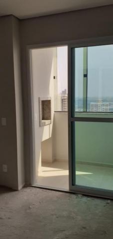 Apartamento para Venda em Ponta Grossa, Centro, 2 dormitórios, 1 suíte, 2 banheiros, 1 vag - Foto 2