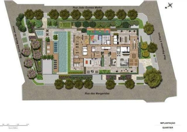 Quartier Brooklin - 137m² - 3 a 4 quartos - Brooklin, SP - ID17646 - Foto 8