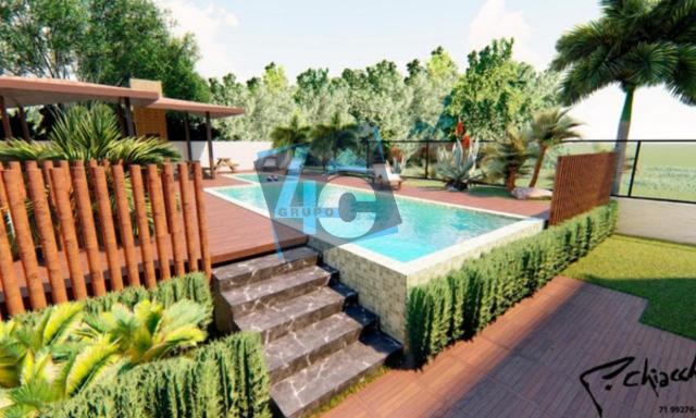 Apartamento com 3 dormitórios à venda, 89 m² por R$ 370.000 - Taperapuã - Porto Seguro/BA - Foto 6