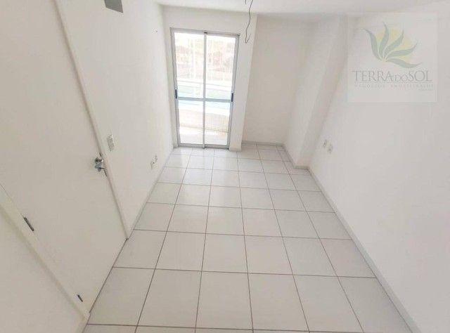 Apartamento com 3 dormitórios à venda, 81 m² por R$ 455.000 - Edson Queiroz - Fortaleza/CE - Foto 19