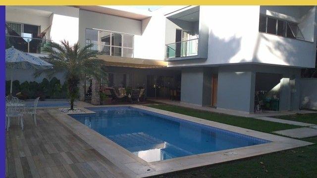 Casa 420M2 4Suites Condomínio Mediterrâneo Ponta Negra yzjunohkxt sthracgdun - Foto 18