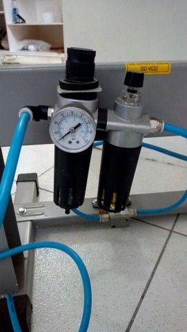 Máquina de pregar botão de pressão - Foto 6