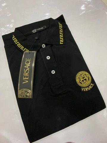 Camisas Gola Pollo 1? linha - Foto 2