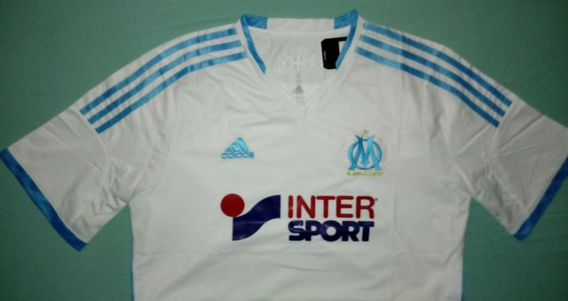 Camisa Olympique De Marselha 2013-2014