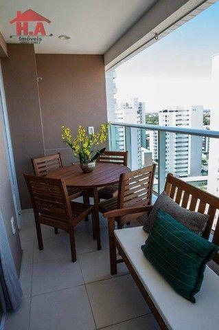 Apartamento à venda, 70 m² a partir de R$ 498.000 - Engenheiro Luciano Cavalcante - Fortal - Foto 4