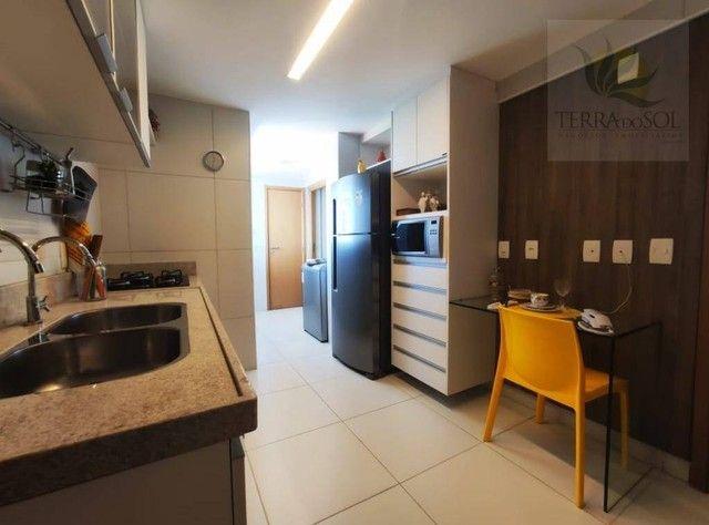 Apartamento com 3 dormitórios à venda, 146 m² por R$ 1.095.000 - Engenheiro Luciano Cavalc - Foto 12