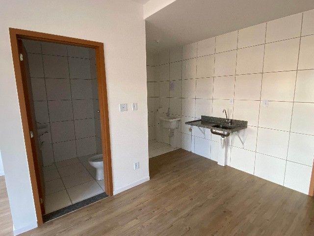 Apartamento pronto até 100% financiado, pronto em samambaia norte #df04 - Foto 5