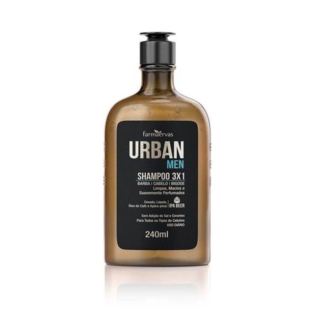 Kit Farmaervas Urban Men 4x1 - Foto 2