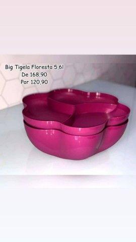 Big Floresta 5.6 litros Tupperware