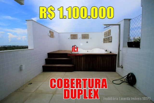 Cobertura 171m²/ Splendore / 2 suítes+2quartos/ 2 vagas !! - Foto 6