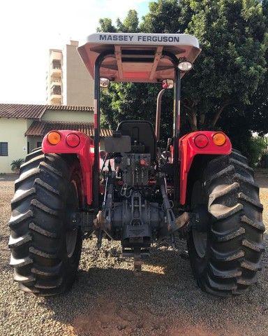 Trator MF 4283 4x4 2016 ( em Goiás ) (parcelo ) - Foto 2