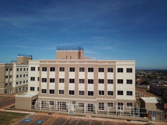 Apartamento pronto até 100% financiado, pronto em samambaia norte #df04