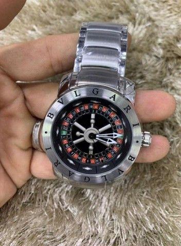 Relógio Bvulgari Cassino - Foto 3