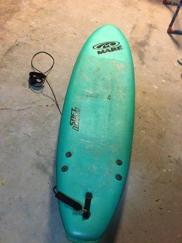 Prancha surf para iniciantes