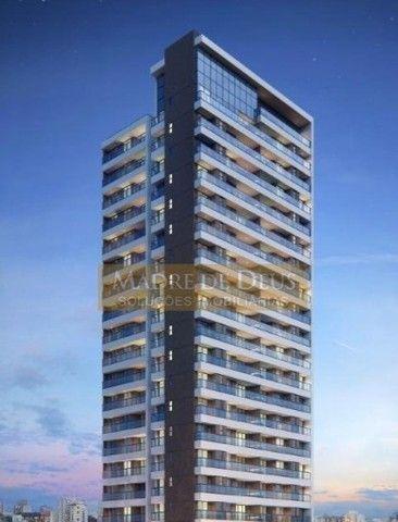 Apartamento para venda com 107 metros quadrados com 3 quartos em Cocó - Fortaleza - CE