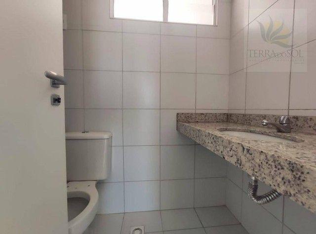 Apartamento com 3 dormitórios à venda, 81 m² por R$ 455.000 - Edson Queiroz - Fortaleza/CE - Foto 20