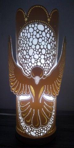 Luminárias em pvc promoção - Foto 5