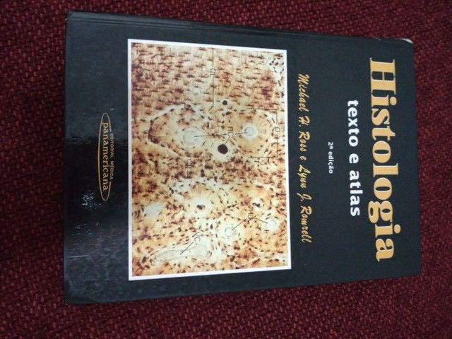 Livro De Histologia (ross) - Texto E Atlas - 2 Edição